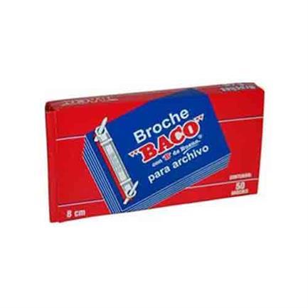 BROCHE BACO ARCHIVO 8 ECONOMICO