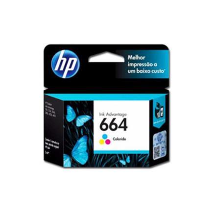 TINTA HP 664 TRICOLOR