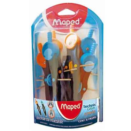 COMPAS MAPED TECHNIC COLOR MINIDISPLAY C/6