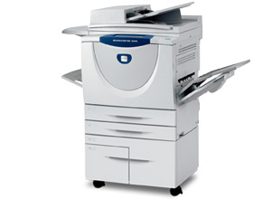 Copiadora Xerox WorkCentre WC5687PFA Monocromatica Laser